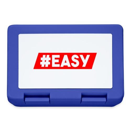 #EASY Classic Logo Snapback - Lunch box