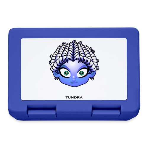 BLUE GODDESS - Lunch box