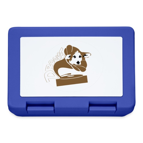 Droove logo - Broodtrommel