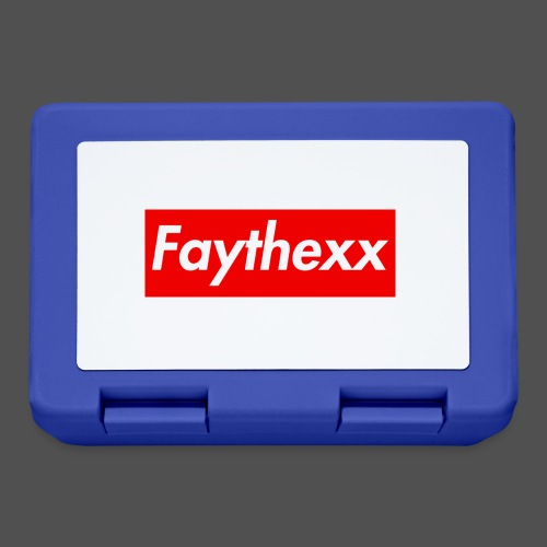 Faythexx Red Style - Lunchbox