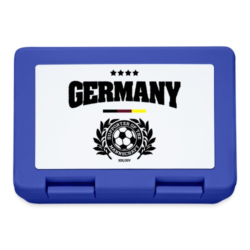 Germany - Supporter of the Mannschaft - Brotdose