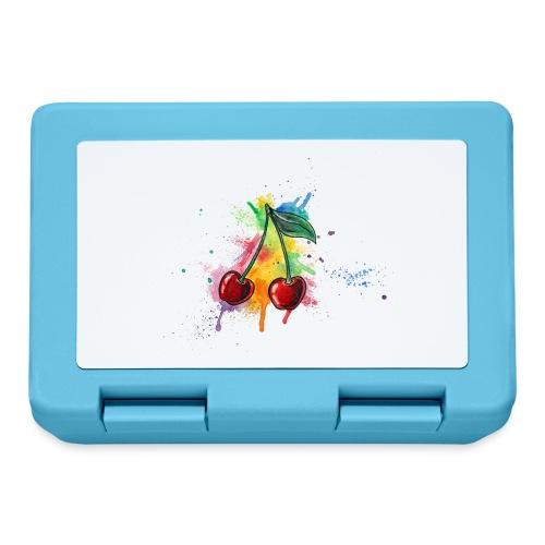 Cherries Watercolors Nadia Luongo - Lunch box