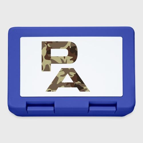 P&A CAMUFLAJE - Fiambrera
