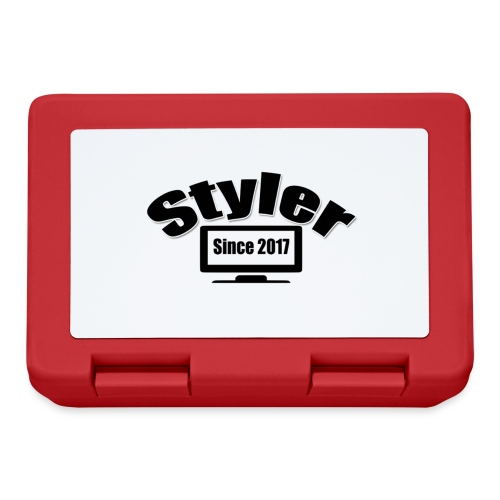 Styler Designer - Broodtrommel