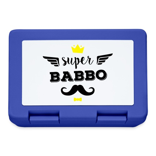 Super Babbo - Lunch box