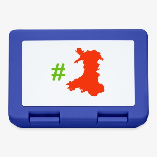 Hashtag Wales - Lunchbox