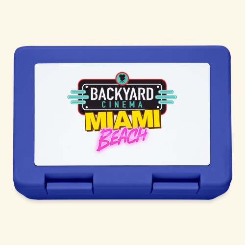 Miami Beach - Lunchbox