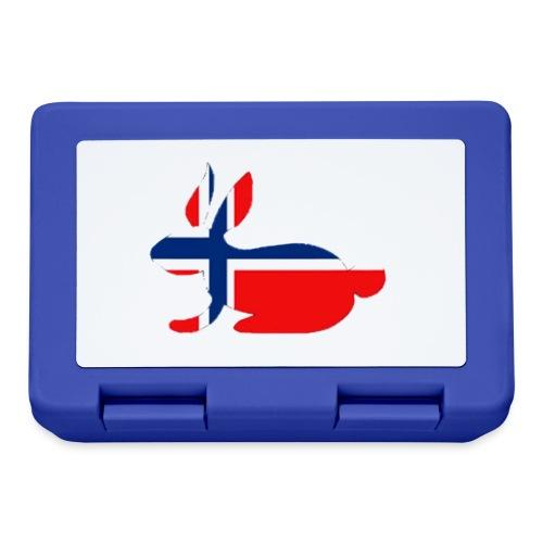 norwegian bunny - Lunchbox