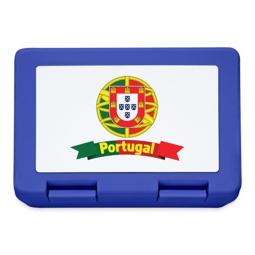 Portugal Campeão Europeu Camisolas de Futebol - Lunchbox