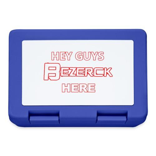 Hey guys bezerck here - Lunchbox