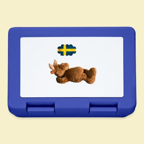 Traum von Schweden - Brotdose