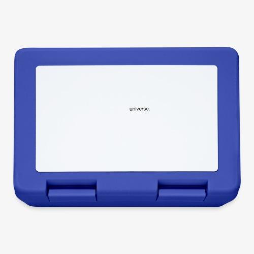 UNIVERSE BRAND SPONSOR - Lunch box