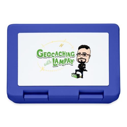 Geocaching With Lampay - Boîte à goûter.