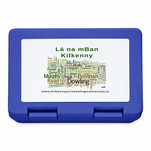 Lá na mban Kilkenny Wordle - Lunchbox