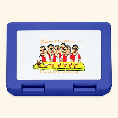 Kameraden Feyenoord - Broodtrommel