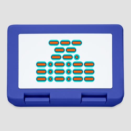 OMG!!! (orange/blue) - Lunchbox