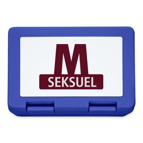 Metroseksuel - Madkasse