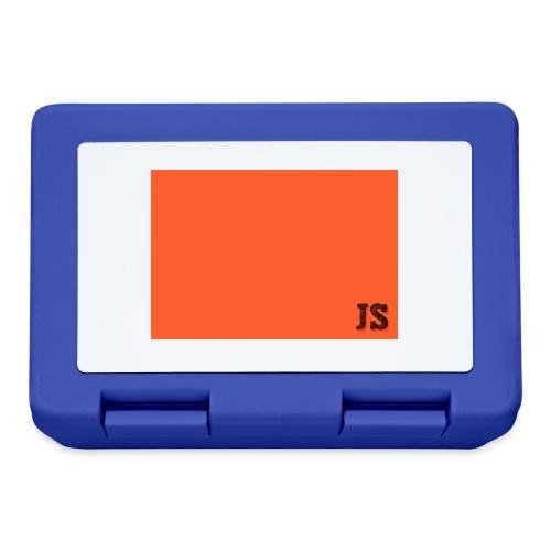 JustSquares Oranje - Broodtrommel