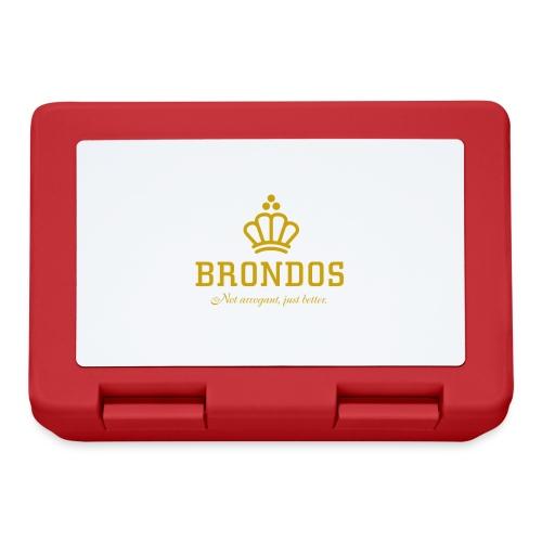 Brondos - Eväsrasia