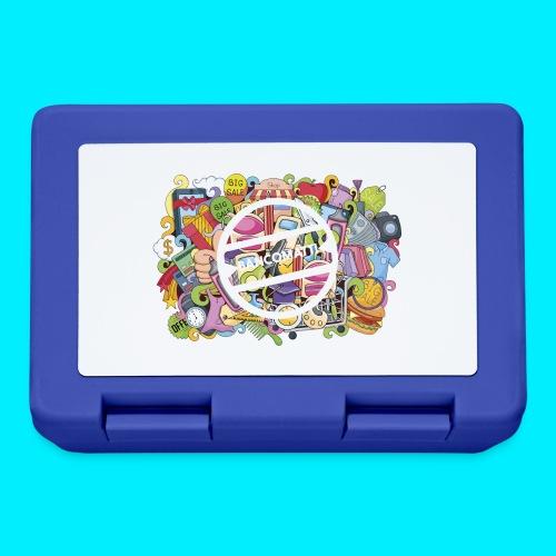maglia logo doodle - Lunch box