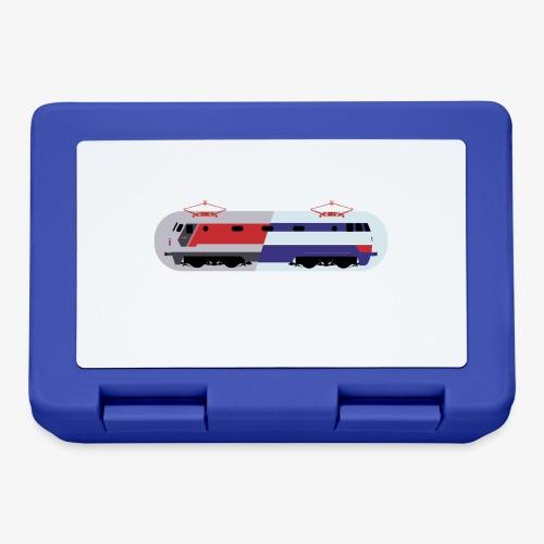 E444 + R v2 - Lunch box
