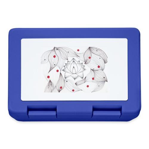 Lotus Dots - Lunch box