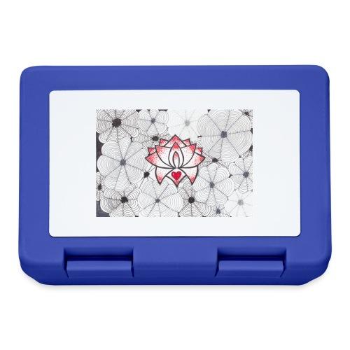 Lotus Heart - Lunch box