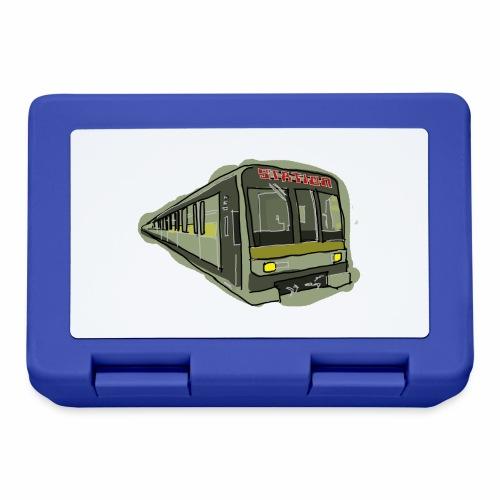 Urban convoy - Lunch box
