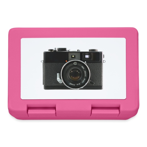 Vintage Camera Auto S3 - Lunch box