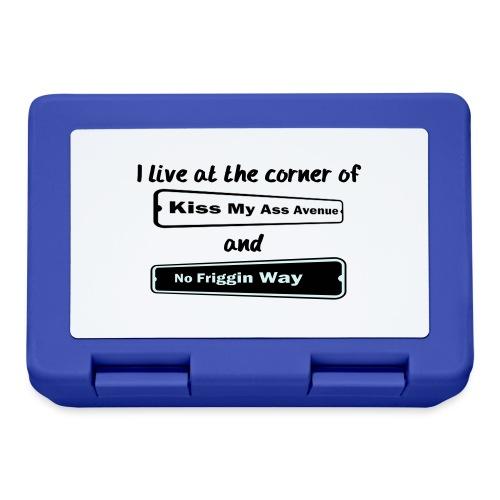 I_LIVE_AT_THE_CORNER_CUT_-2- - Lunchbox