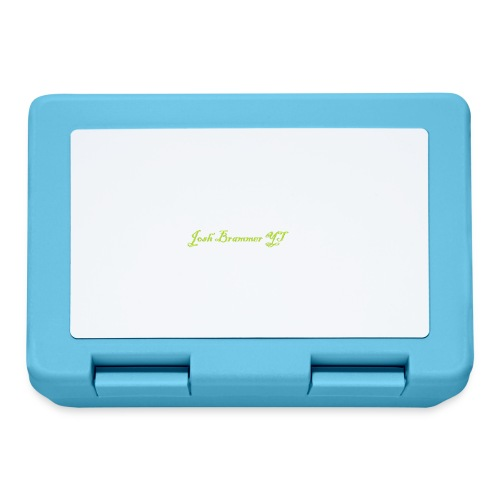 JB's sign - Lunchbox