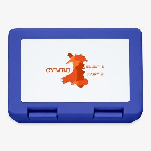 Cymru - Latitude / Longitude - Lunchbox