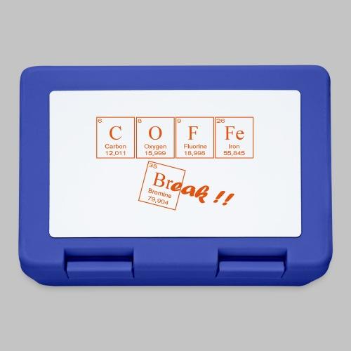 Coffee Break - Lunchbox