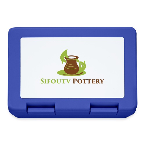 Sifoutv Pottery - Lunchbox