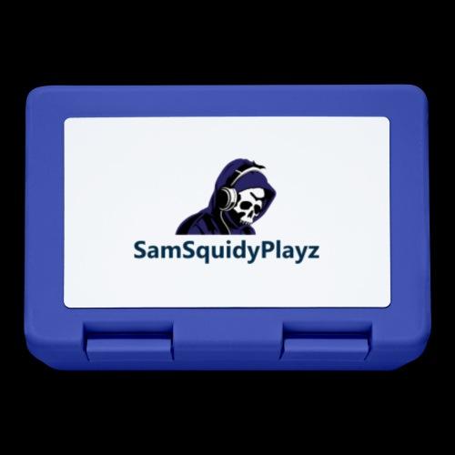 SamSquidyplayz skeleton - Lunchbox