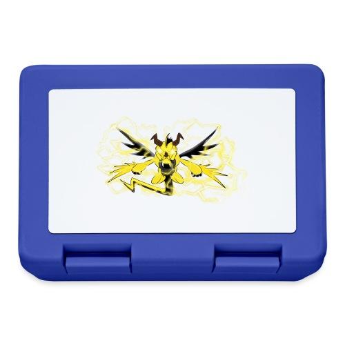 Fulgur il drago elettrizzante - Lunch box