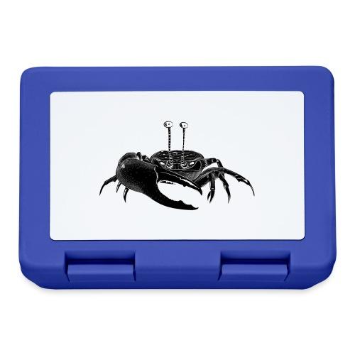 granchio violinista - Lunch box