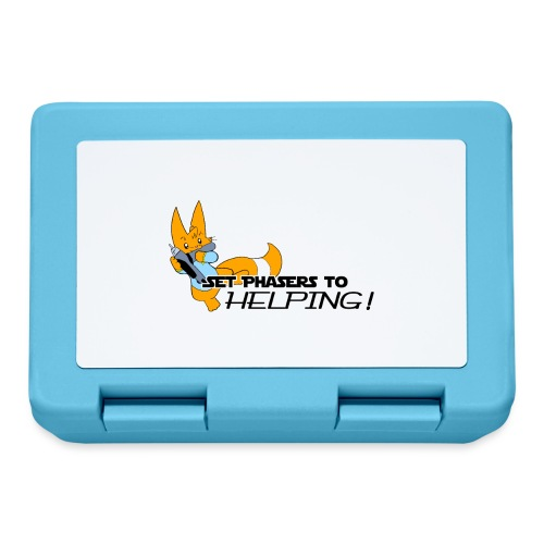 Set Phasers to Helping - Lunchbox