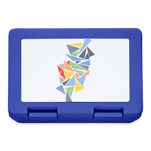 Modern Triangles - Lunchbox
