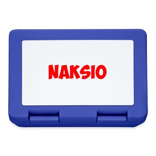 T-shirt NAKSIO - Boîte à goûter.