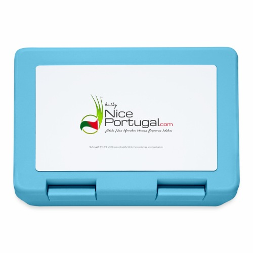 NicePortugal.com Logo - Lunch box