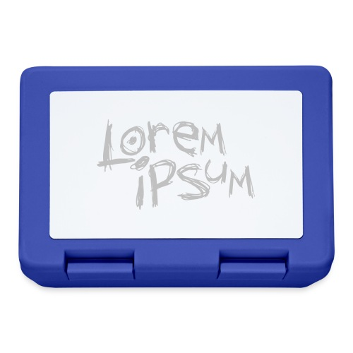 Lorem Ipsum - Lunchbox