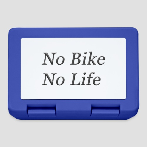 No Bike No Life - Matlåda