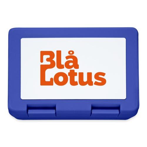 Blå Lotus_logo - Matlåda