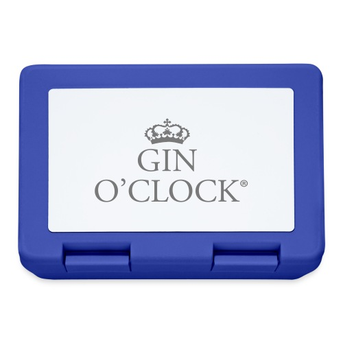Gin O'Clock - Lunchbox
