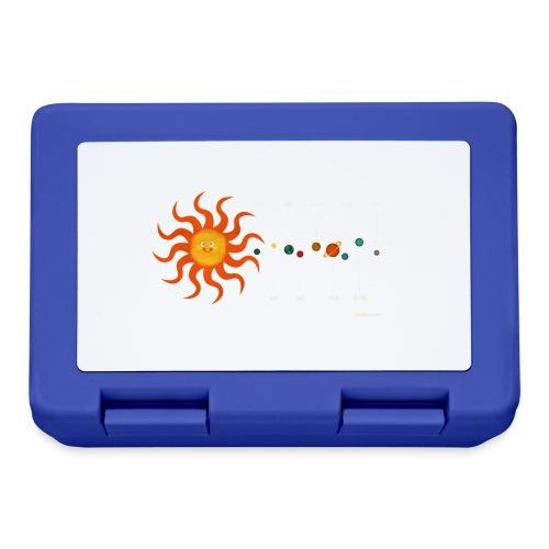 Solar System - Lunchbox