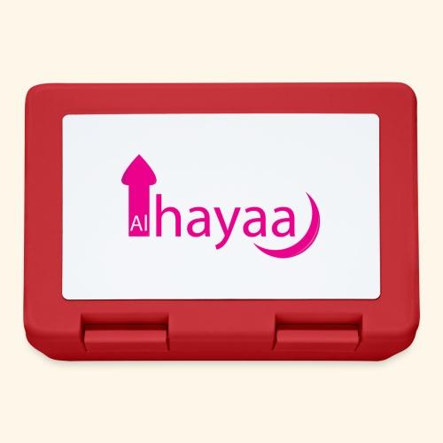 Al Hayaa - Boîte à goûter