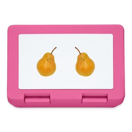 Due Pere - Lunch box