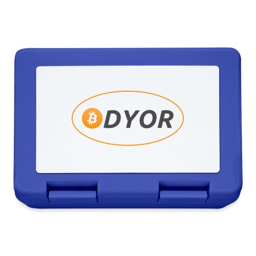 DYOR - option 2 - Lunchbox
