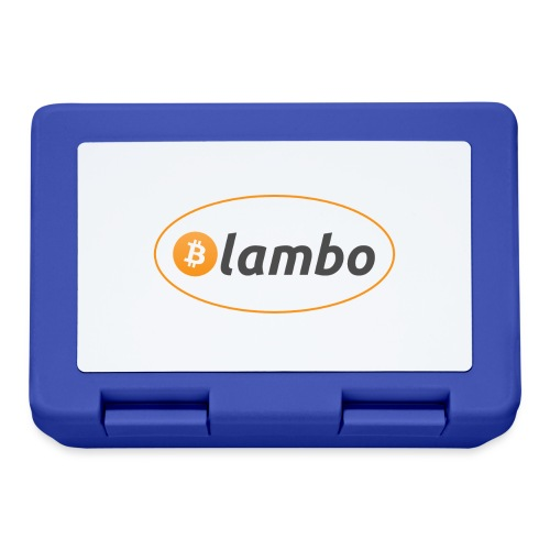 Lambo - option 1 - Lunchbox